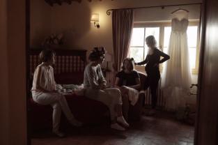 wedding videographer tuscany meg matt